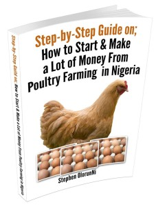 how to start poultry farming in Nigeria book