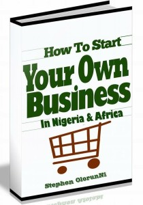 How to Start Your Own Business In Africa