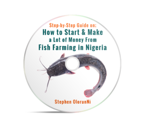 Fish farming training, Nigeria