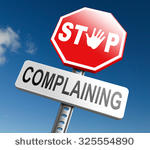stop Complaining about Government