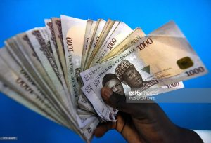 make money in nigeria: the 1000 naira currency.