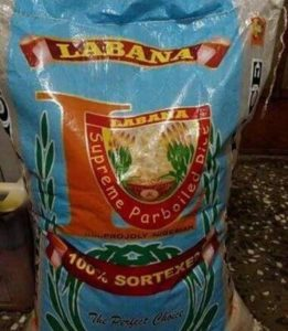 Made in Nigeria Rice